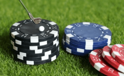 Fun golf gambling games have established rules. Easy golf betting games include handicaps.