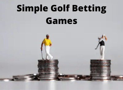 Golf figurines on coins