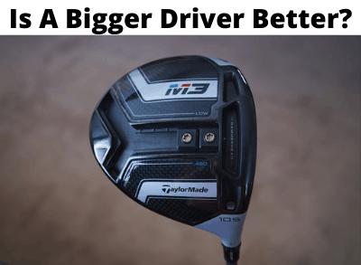 A golf driver head